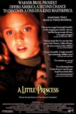 A little princess poster