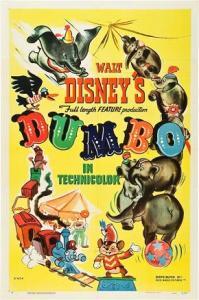 Dumbo-1941-poster